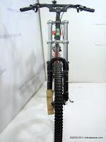 2 Sepeda Gunung EVERGREEN Quakeproof Bike 1.0 - Dual Suspension 26 Inci