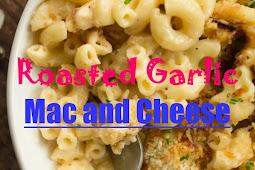 #Yummy #Roasted #Garlic #Mac #and #Cheese