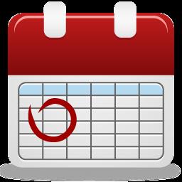 ECF Calendar Of Events