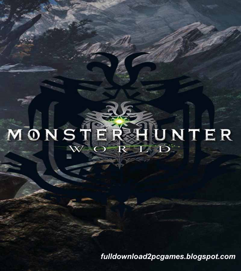 Playing Video Game Developed And Published By Capcom Monster Hunter: World Free Download PC Game