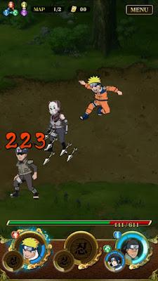 Naruto Shippuden: Ultimate Ninja Blazing MOD APK V1.0.9 (Versi Terbaru)