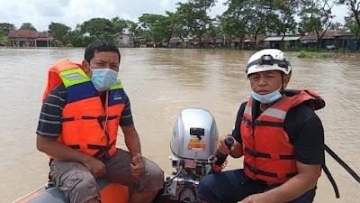 Tanggul Jebol Picu Banjir di 4 Desa dan Luapan Citarum Sebabkan 34 Desa Kebanjiran di Bekasi
