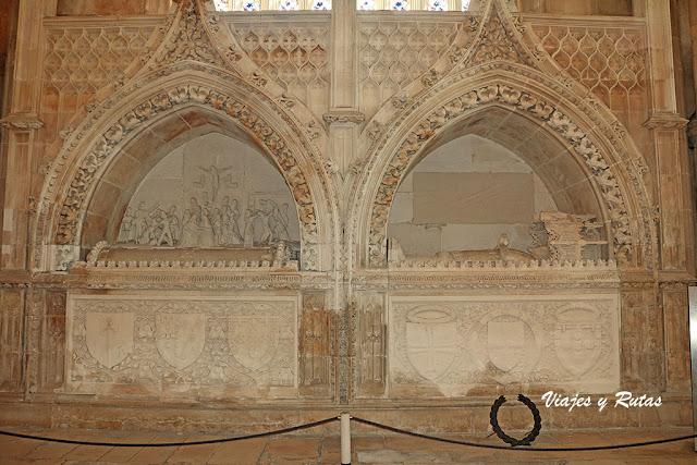 Capilla del Fundador del Monasterio de Batalha, Portugal