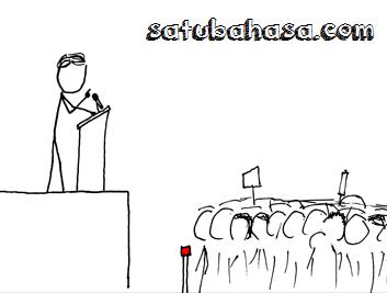 Pengertian dan Fungsi Pidato
