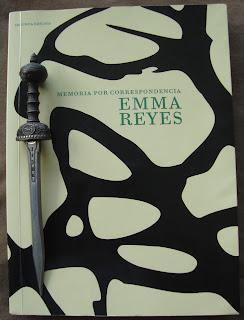 Portada del libro Memoria por correspondencia, de Emma Reyes