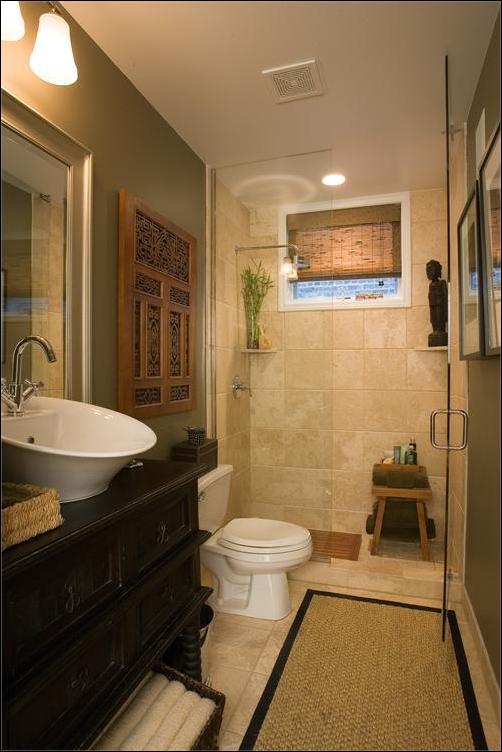 Asian Bathroom Ideas 47
