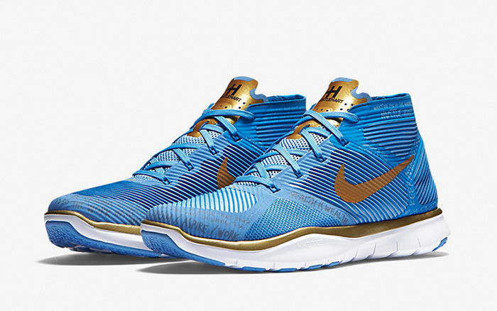 Nike Free Train Instinct Hustle Hart Blue Official Images 848416-474 ...