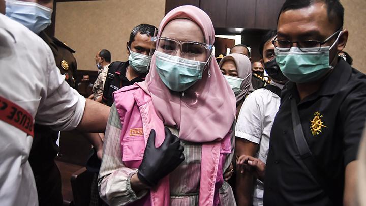 Ungkap Alasan Vonis Pinangki Disunat dari 10 Jadi 4 Tahun Bui, Majelis: Dia Seorang Wanita