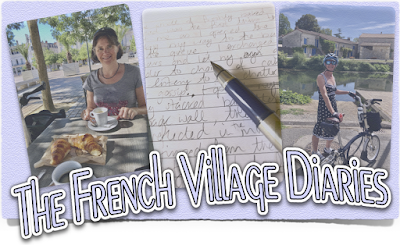 French Village Lockdown Diaries buying local