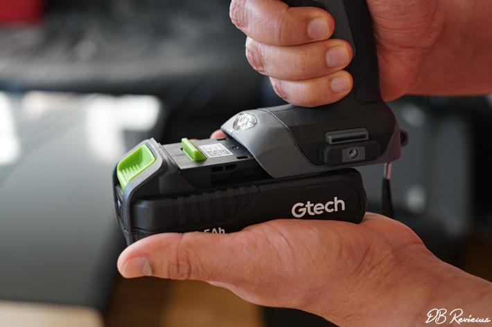 Gtech Cordless Combi Drill