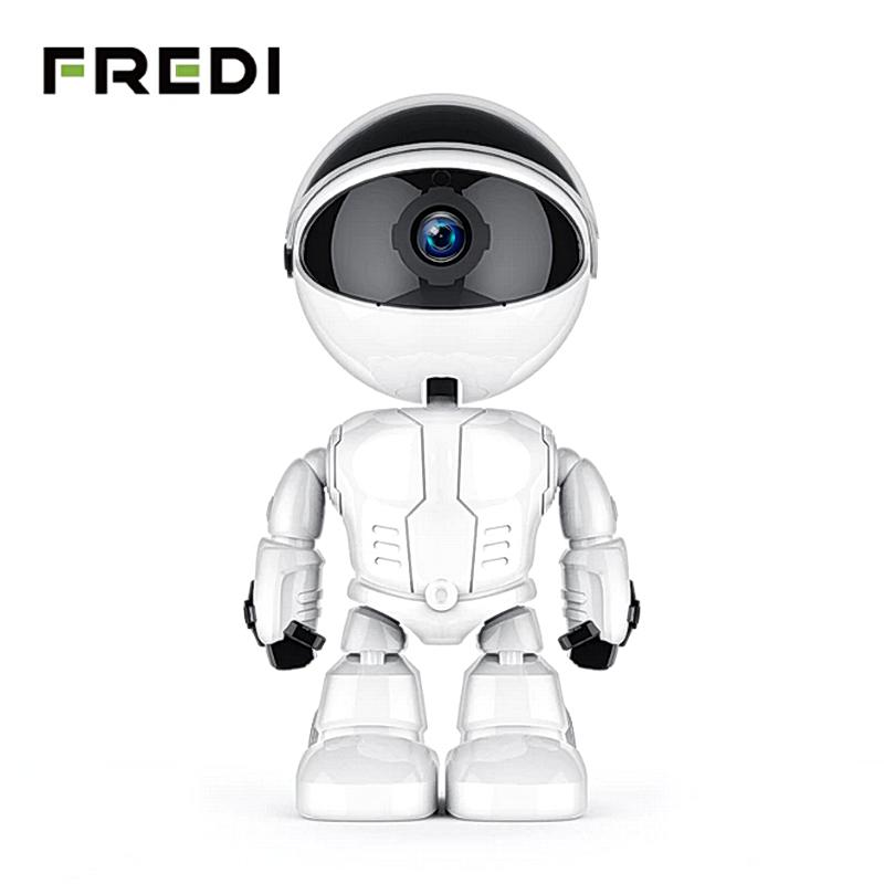 FREDI Security Robot Intelligent Auto Tracking Camera