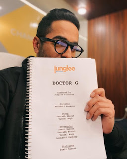 Doctor G First Look Poster 1