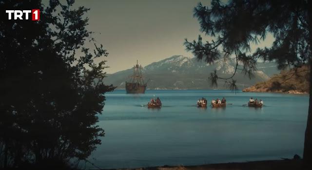 Barbaroslar Akdeniz'in Kılıcı Dizisi Nerede Çekiliyor?