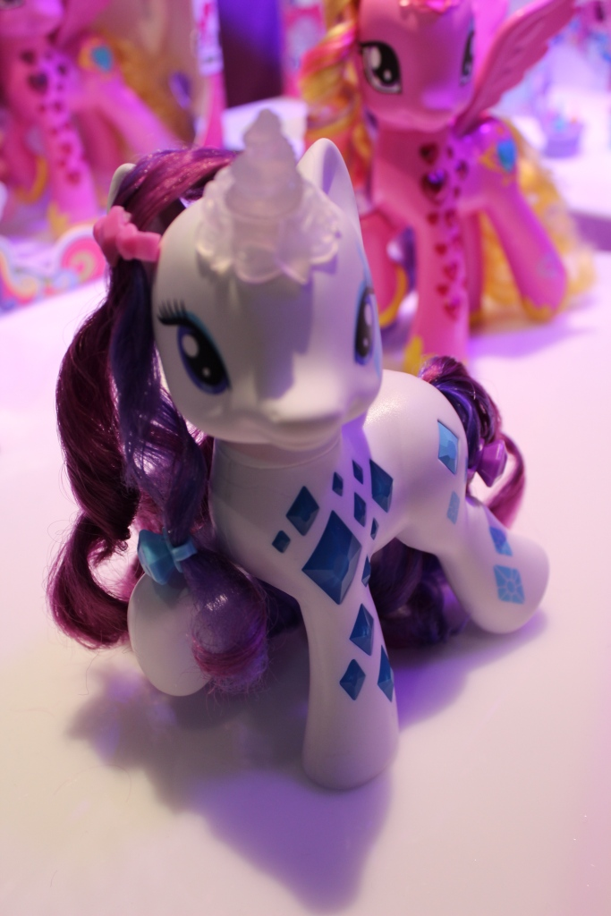 Glamour Glow Rarity at NY Toy Fair 2015