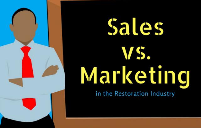 Pengertian Serta Perbedaan Sales dan Marketing