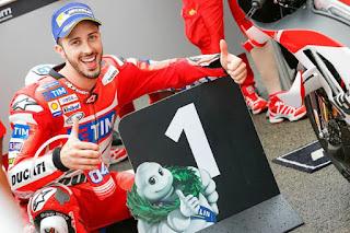 MOTO GP - Dovizioso se estrena y es el 9º ganador del año. Rossi subcampeón del mundial