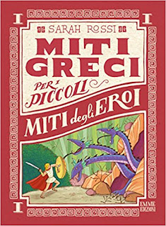 Miti Degli Eroi. Miti Greci Per I Piccoli PDF