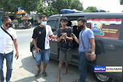 Hendak Curi Motor Di Sawah, Pemuda Di Tuban Ditangkap Warga