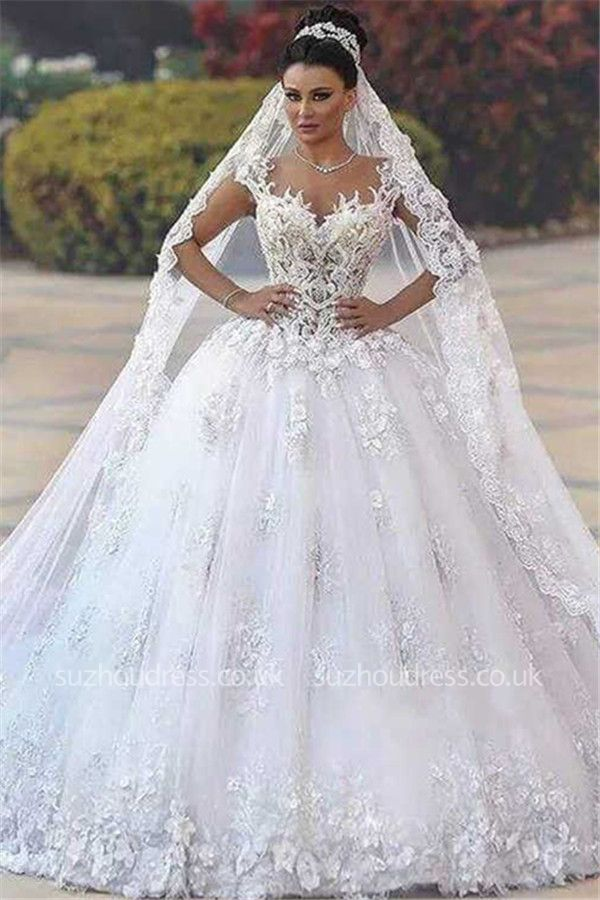 https://www.suzhoudress.co.uk/glamorous-ball-lace-appliques-open-back-sleeveless-wedding-dress-g22375?cate_2=7?utm_source=blog&utm_medium=ModernRapunzelBlog&utm_campaign=post&source=ModernRapunzelBlog