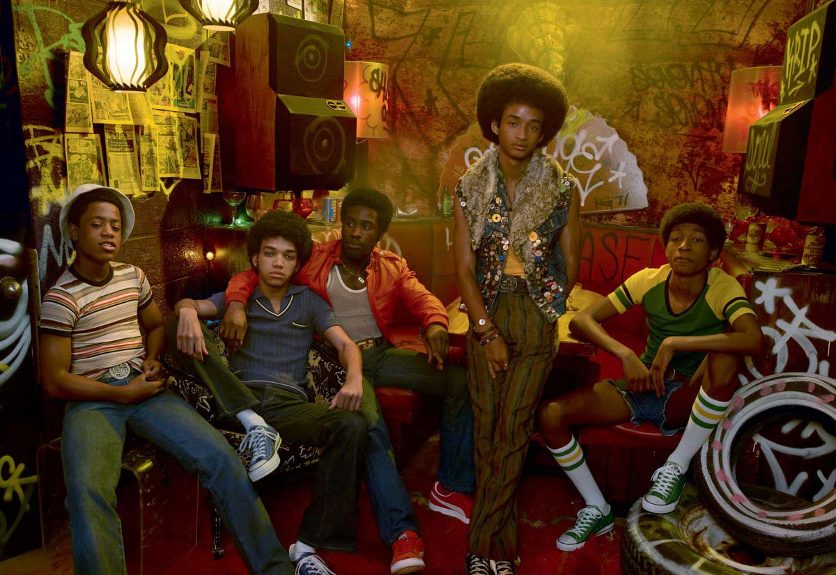 THE GET DOWN - Netflix y Baz Luhrmann