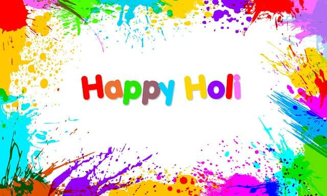 Holi Status Quotes Wishes Messages Images