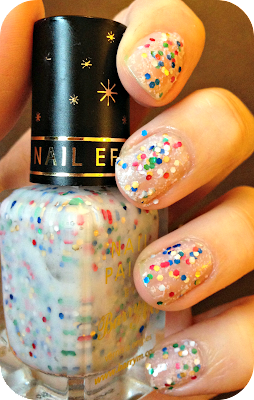 Barry M Sequin Nail Effects SNP1