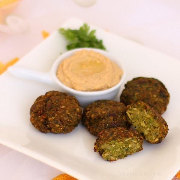 Rezept: Falafel mit Hummus - Den israelischen Klassiker selber machen