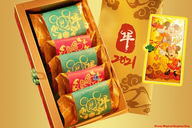 香港迪士尼樂園度假區 2021辛丑牛年推介新品上架為您添多D福氣 Hong Kong Disneyland Resort, CNY, Chinese Lunar New Year, 農曆新年