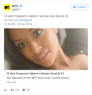Valerie Fairman Died