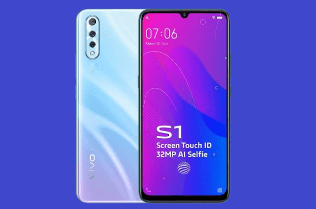 Vivo S1 Cuts Original SRP to only Php12,999!