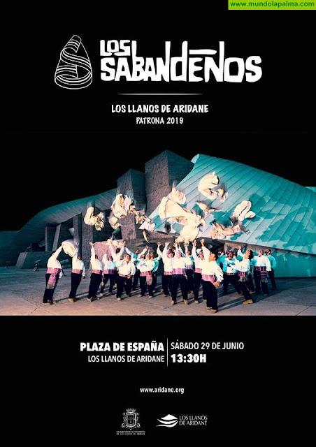 Concierto de Los Sabandeños en Los Llanos de Aridane