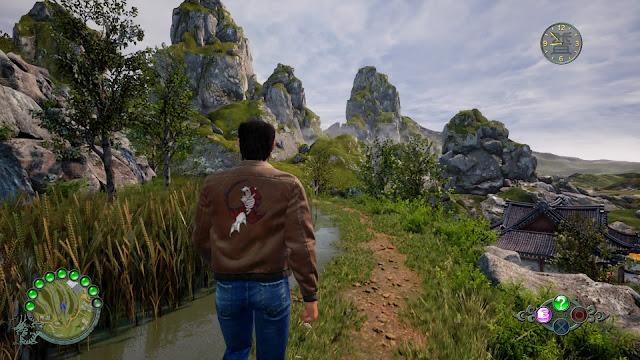 Shenmue III paisaje