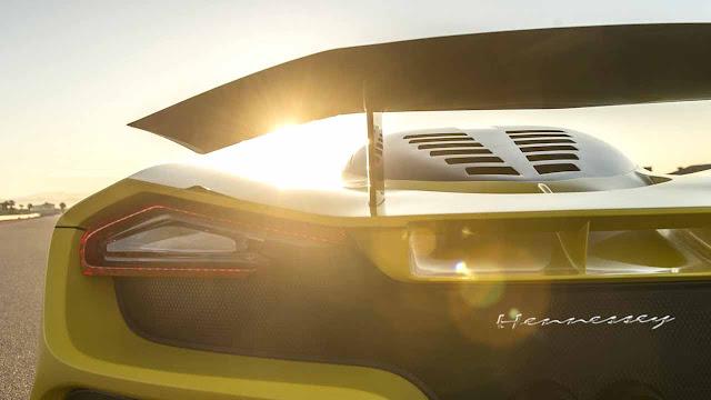 Hennessey Venom F5: 300mph Rival to the Bugatti Chiron