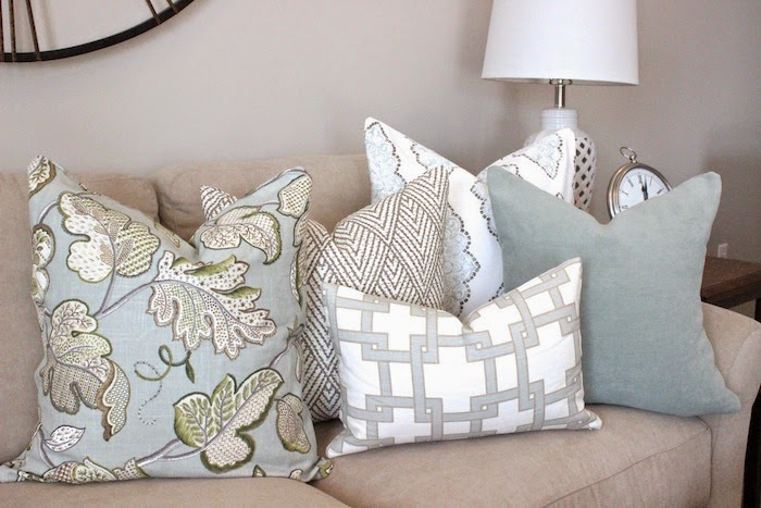 It S A Grandville Life Living Room Pillows