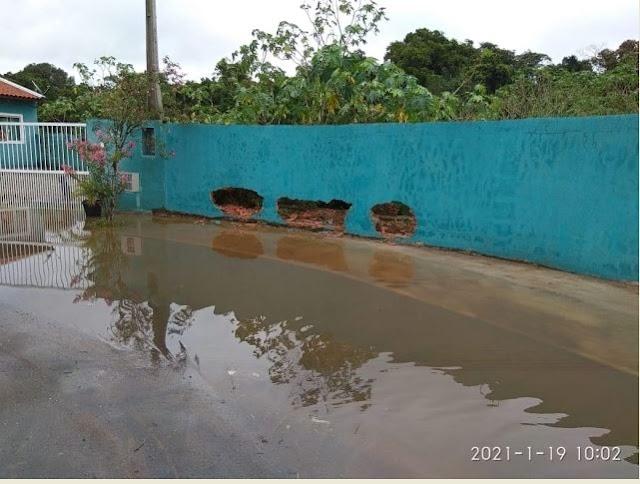 Defesa Civil  de Registro-SP trabalha para minimizar danos de chuvas