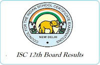 ISC Board 12th Result