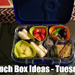 Tors Lunch Box - Tuesday 17th November 2015