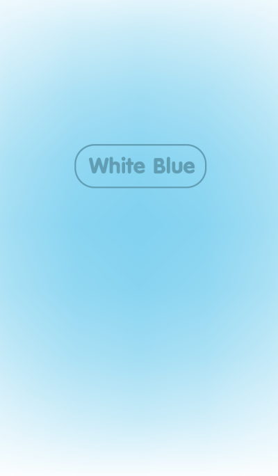 white blue theme