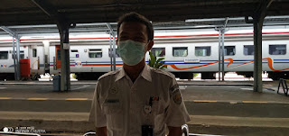 KAI Daop IX Jember Tak Layani Tiket dan Penumpang di Sejumlah Stasiun