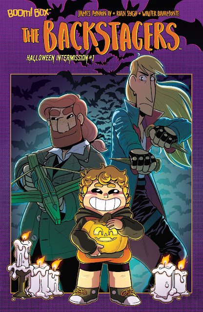 THE BACKSTAGERS: HALLOWEEN INTERMISSION #1