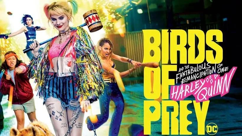 Harley Quinn: Birds of Prey (2020)
