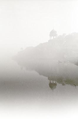 Agra, Yamuna, © L. Gigout, 1991