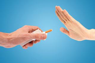 No al cigarrillo