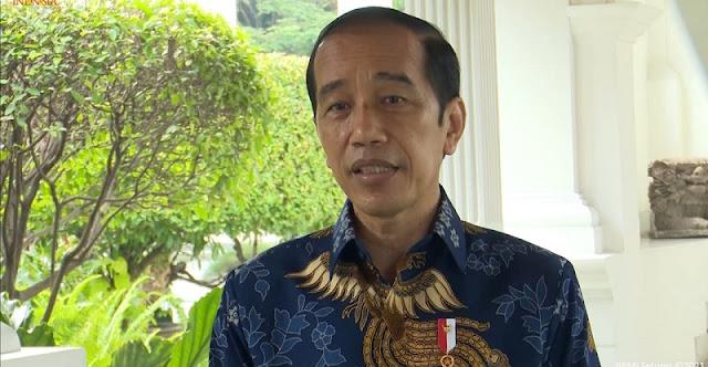 Jokowi: Universitas Tidak Perlu Menghalangi Mahasiswa Berekspresi