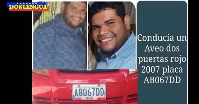 Joven desaparecido en Valencia fue encontrado con un tiro en la cabeza dentro de su carro