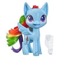 My Little Pony Rainbow Dash Budget Styling Pony Reveal the Magic Brushable