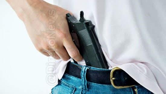 funcionario ameacou chefe arma perda cargo