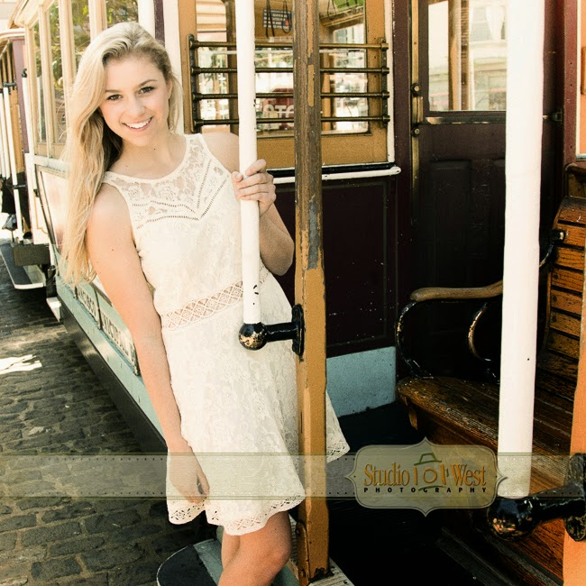 San Luis Obispo Senior Photographer - San Fransico Senior Pictures - Studio 101 West Photography