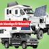 Die besten Photovoltaik- Solaranlagen für Wohnmobile Wohnwagen im Überblick