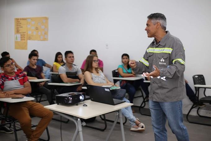 Alcoa participa da III Semana Acadêmica da Ufopa em Juruti